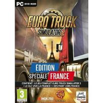 JUST FOR GAMES - PACK EUROTRUCK 2 EDITION FRANCE - PC