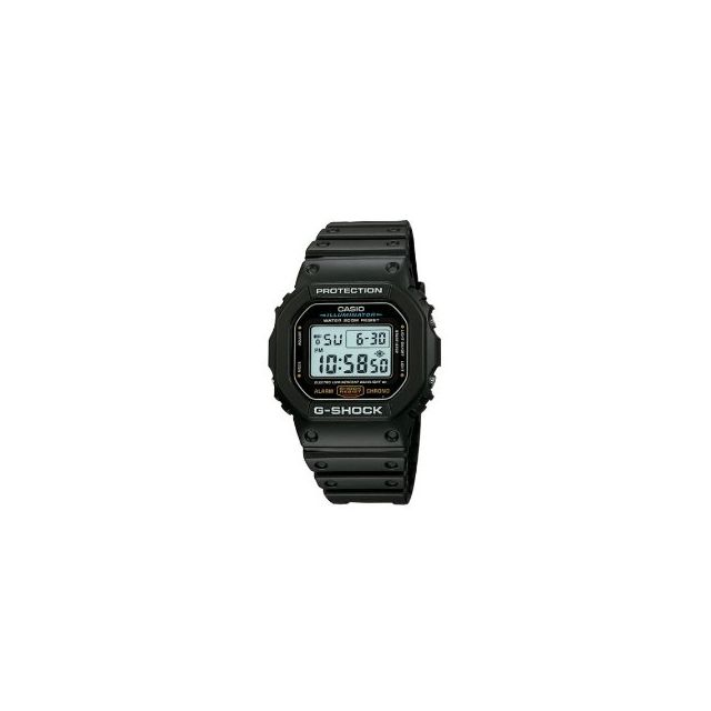 Casio Montre G Shock Dw 5600E 1VDF Digital Montre  2uvRu
