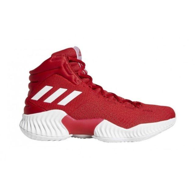Chaussures de Basketball Pro Bounce 2018 Rouge pour homme Pointure 44