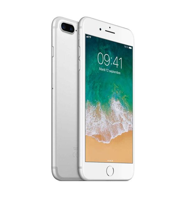 iPhone 7 Plus 32 Go MNQN2ZDA Argent