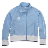 Adidas - Sweat zippé Original foot Om - Bleu
