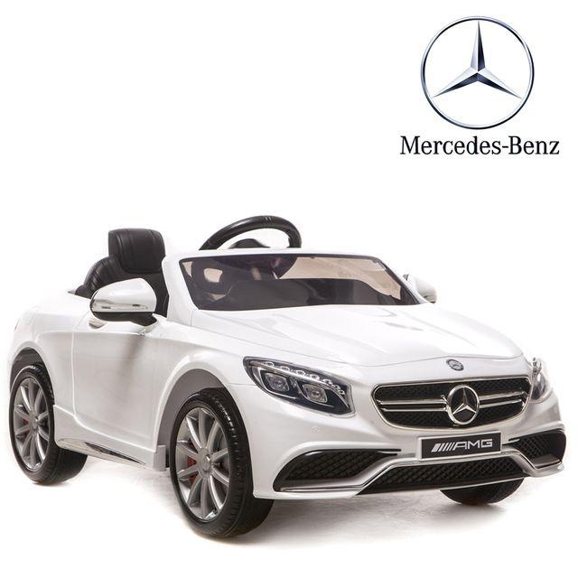 voiture mercedes pour bebe