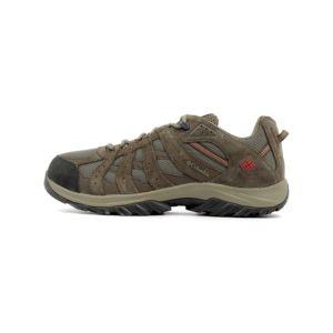Columbia CANYON POINT WATERPROOF Marron - Livraison Gratuite avec - Chaussures Chaussures-de-randonnee Homme