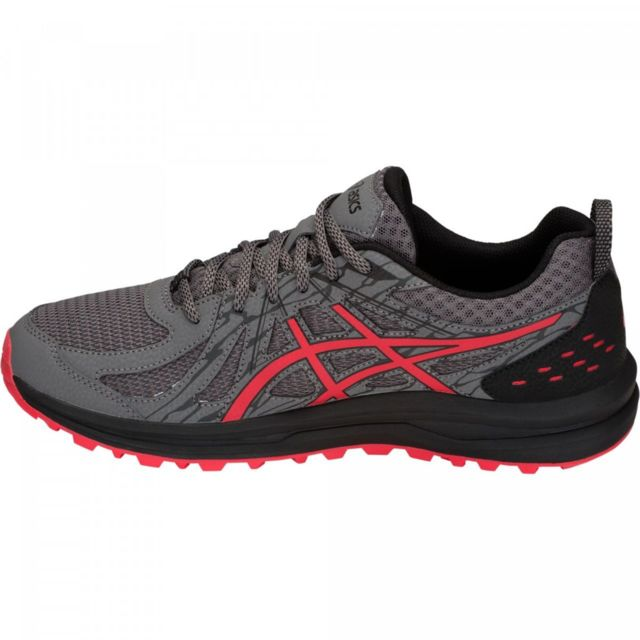 6cf33f4f91e83f Asics - Basket Frequent Trail - Ref. 1011A034-021 - pas cher Achat   Vente  Baskets homme - RueDuCommerce