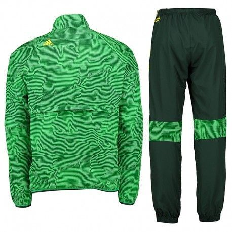 Adidas originals Survêtement Ac Milan Vert Football Homme