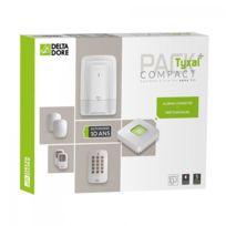 DELTA DORE - Pack alarme domotique radio ip préconfiguré TYXAL+ TYDOM 1.0 6410177