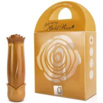 Fun Zone - Stimulateur vibrant Blooming Gold Rose