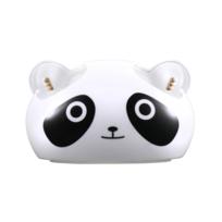 Oregon Scientific - Ecouteurs Panda sans fil Bluetooth avec Boitier de recharge magnétique intelligente