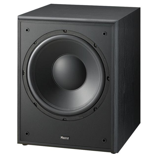 MAGNAT Noir cendré - Bass réflex - 220w