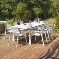 Table jardin rallonge automatique - catalogue 2019 - [RueDuCommerce ...