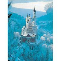 Ravensburg - Puzzle 1500 pièces - Hiver à Neuschwanstein