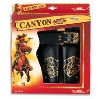 Edison - 50622 - Jeu De Tir - Set Canyon