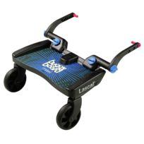 LASCAL - Planche à roulette pour poussette buggyboard maxi noir/bleu