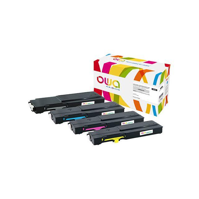 Toner Armor Owa compatible Xerox 106R02232 noir pour imprimante laser
