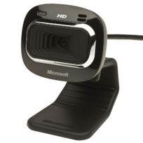 Microsoft - Webcam Noir