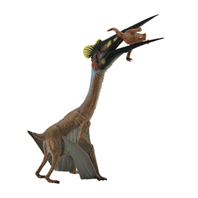 Figurines Collecta Figurine Quetzalcoatlus avec Proie
