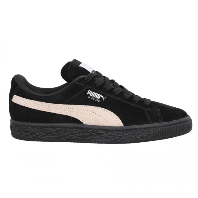 Suede Classic velours Femme 38 Black Pearl