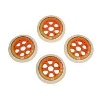 Hyper - Roues de roller Performance+g 104m Orange 10067