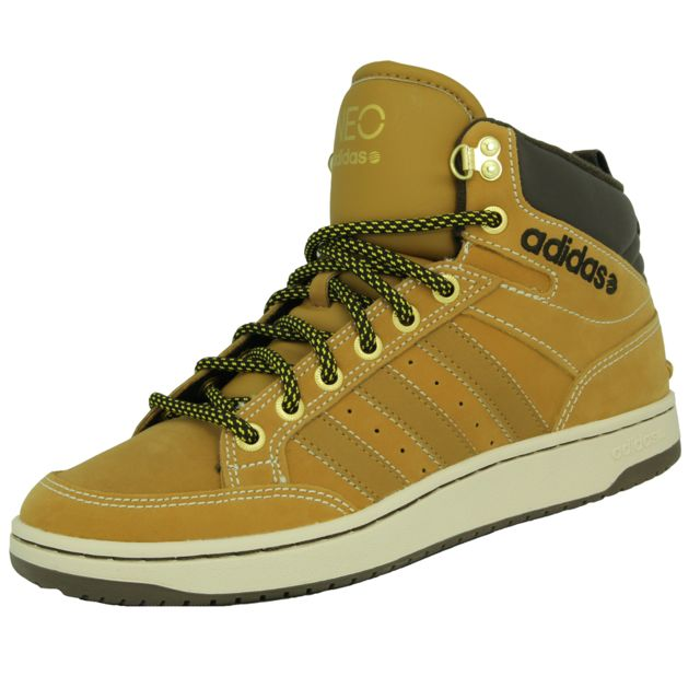 Mid Bb Chaussures Sneakers Adidas Premium Neo Hoops Mode Homme SMVjqzUpGL