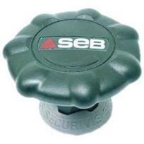 Seb - Bouton de serrage vert