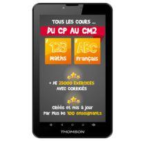 TEO-QD7BK8E - 7'' - 8 Go - Wifi - Primaire - Noir