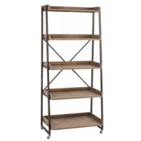 soldes etagere industrielle 2e d marque etagere industrielle pas cher rueducommerce. Black Bedroom Furniture Sets. Home Design Ideas