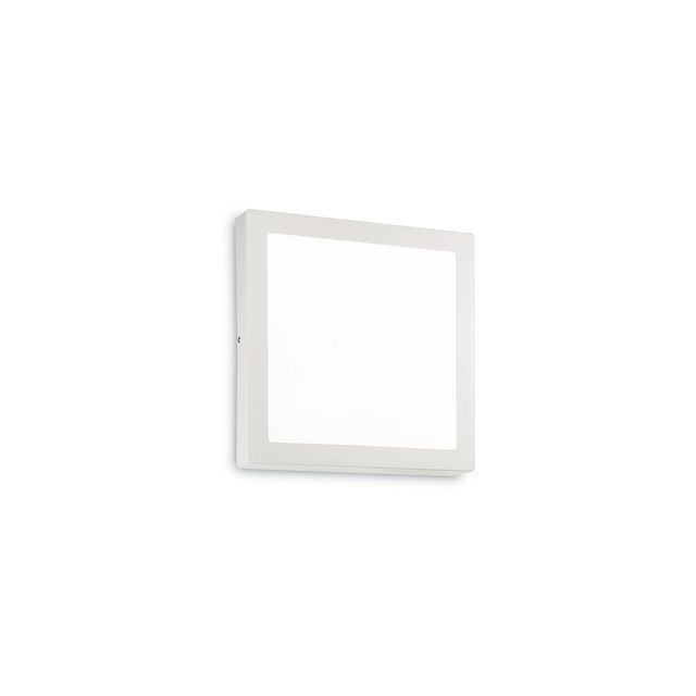 Ideal Lux Applique Universal 24W Square Blanc 24W max