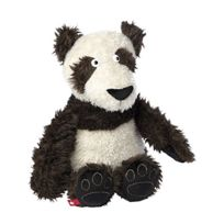 Sigikid - 38513 - Fille Et GarÇON - Peluche - Panda - Wild Sweety - Brun/ÉCRU