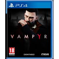 FOCUS HOME INTERACTIVE - Vampyr - PS4