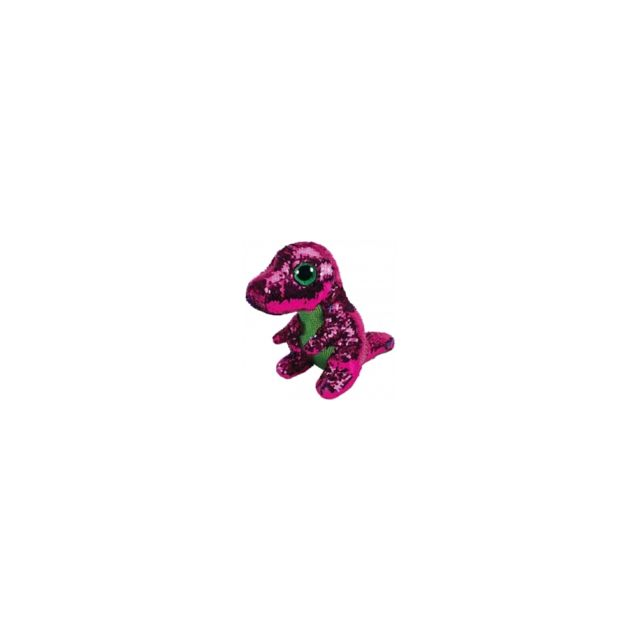 Ty Flippables 9/'/' Crunch Dinosaur