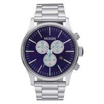 Nixon - Sentry Chrono Purple