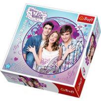 Violetta - Puzzle rond 300 pièces