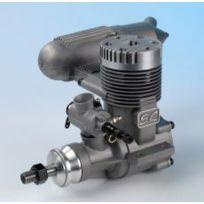 ABC - moteur SC 108A MkII Aero 2 temps avec silencieux remote nee