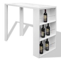 Table Bar Avec Rangement Catalogue 2019 2020 Rueducommerce