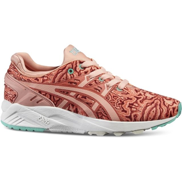 super mignon 0efcf 23be2 Asics - Gel-Kayano Trainer H6N6N-2422 Rouge - pas cher Achat ...