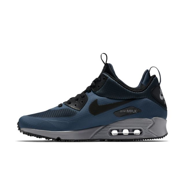 Nike Basket Air Max 90 Mid Winter 806808 400 pas cher