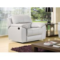 fauteuil relaxation cuir Achat fauteuil relaxation cuir pas cher