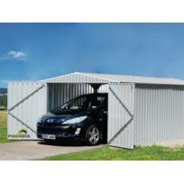 MADEIRA - Garage en métal Mackay - 17,58 m²