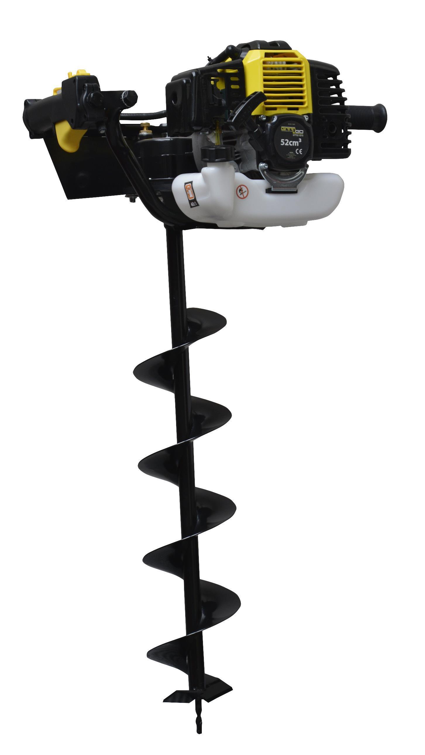 gardeo tari re thermique 52cc 6 gtt52 1d15 pas cher achat vente pelles pioches. Black Bedroom Furniture Sets. Home Design Ideas