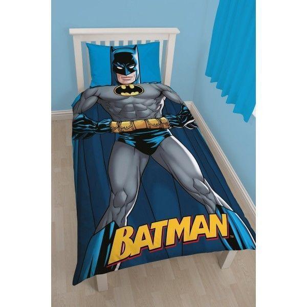 Cars Parure De Lit Batman Marvel Pas Cher Achat Vente Parures