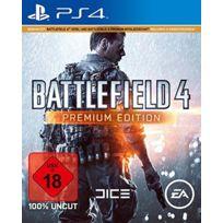 Electronic Arts - Battlefield 4 - Premium Edition IMPORT Allemand, JEU Ps4 Jeux Video Ps4