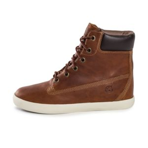 Bottines TIMBERLAND cuir marron 22 z68AE