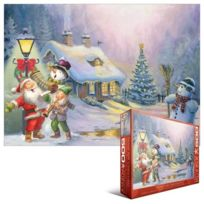 Eurographics - Home For Christmas 500 Pc Puzzle, 6500-0354