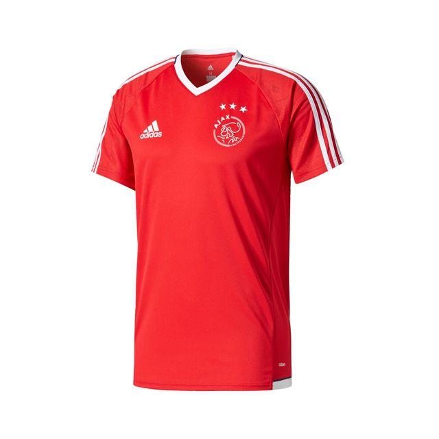 online retailer 27488 0a5d9 Adidas performance - Maillot Entraînement Ajax Amsterdam Rouge