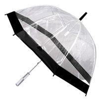Entre Temps - Parapluie Dome - Noir