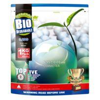 EuropArm - Billes G&G 6 mm 0,20 gr biodégradables