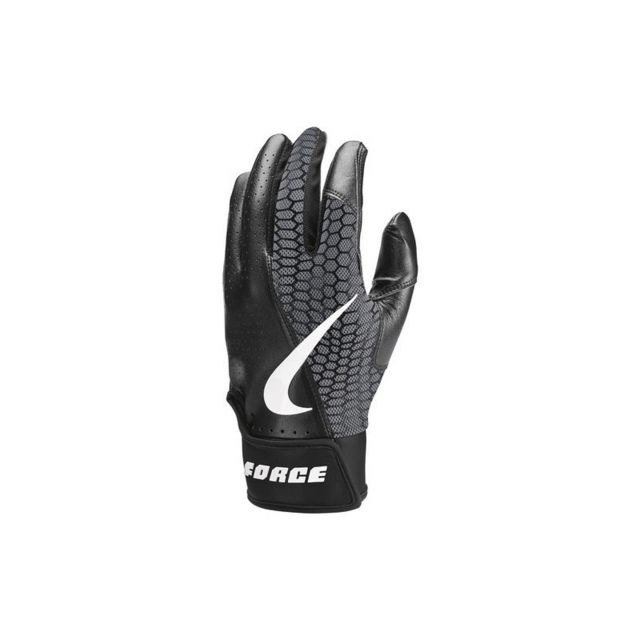 promo code af838 e9a13 Gant de Batting Force Edge Noir pour adulte Taille - L