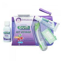 Gum - Kit Voyage Orthodontie