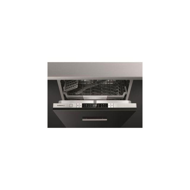 De Dietrich Lave-vaisselle Tout Integrable 60 Cm 14c 44db A++ - Dv91444j
