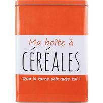 La Boite A - Ma boîte a Céréales